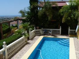 Villa del Este, hotel en Motril