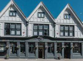 The Ginger Pig, hotel near Victoria Gardens, Brighton & Hove