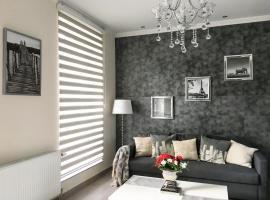 Luxury 3 bedroom Apartment, hotel near Université Libre De Bruxelles / Campus De Parentville - Charleroi, Charleroi