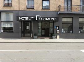Hotel Richmond, hotel in Blankenberge