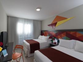 Novus Plaza Hodelpa, hotel near Malecon, Santo Domingo