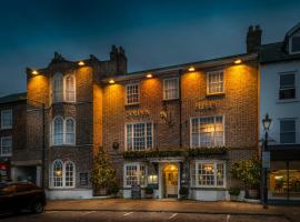 The Golden Fleece Hotel, hotel in Thirsk