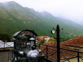 Mtskheta Terrace Ancient Landscape