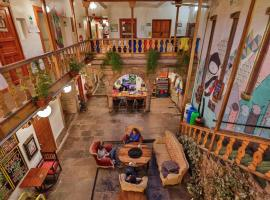 Kokopelli Hostel Cusco, budget hotel in Cusco