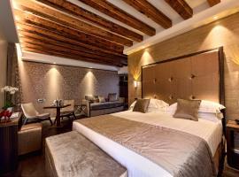 로사 살바 호텔