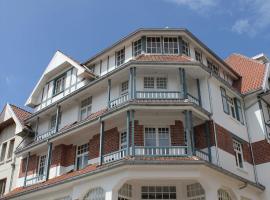 Hotel Astel, Hotel in De Haan