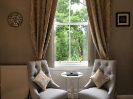 The Hedges Bed & Breakfast, boutique hotel in Edinburgh