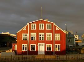 Hótel Egilsen、スティッキスホールムルのホテル