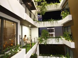 John Boutique Villa Apartment, self catering accommodation in Da Nang