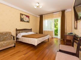 Hotel Irina, отель в Грибовке
