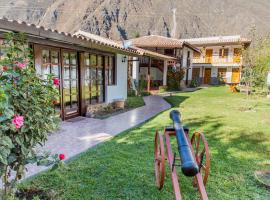 Casa Blanca Lodge, hotel in Ollantaytambo