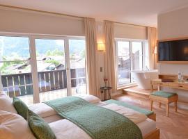 Biohotel Garmischer Hof, hotel near Burgruine Werdenfels, Garmisch-Partenkirchen