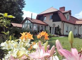 Willa za Debami, self catering accommodation in Głogów