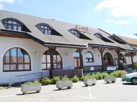 Hotel U Racka, hotel v Ostrožské Nové Vsi