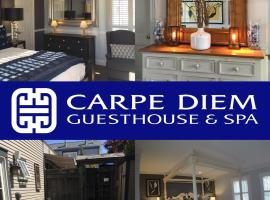 Carpe Diem Guesthouse & Spa, hotel with jacuzzis in Provincetown