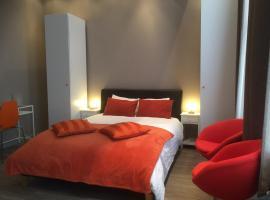 Suite 11, accessible hotel in Antwerp