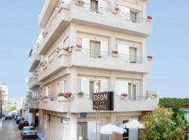 Central City Hotel, hotel in Chania Town