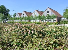 B&B Veers Buuten, pet-friendly hotel in Veere