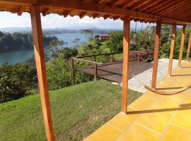 Villa El Oasis Guatape Lake