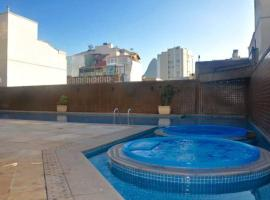 Ipanema Apart Hotel Beach View
