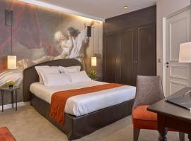 Hotel De Guise Nancy Vieille Ville