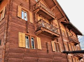 Alpina Lodge Bed & Breakfast