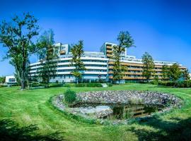 Apartmánový dům Landek, family hotel in Ostrava