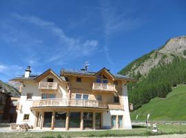 Ecohotel B&B Chalet des Alpes Livigno