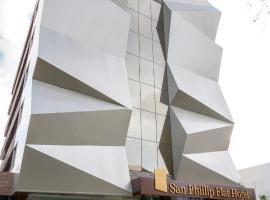 San Phillip Flat Hotel, hotel near Castelao Stadium, Fortaleza