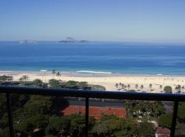Ipanema Beach Front Luxury