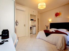 Résidence Stéphanie, apartment in Cannes