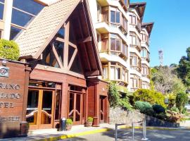 Flat no Hotel Wish Serrano Resort, spa hotel in Gramado
