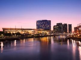 Pan Pacific Melbourne, hotel in Melbourne