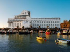 The Grand Burstin Hotel, hotel in Folkestone