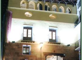 Hospederia Meson de la Dolores, hotel a prop de Monestir de Piedra, a Calatayud