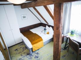 Hotel Zirbelstube, hotel near Langwasser Messe underground station, Nürnberg
