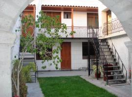 Mini Apartment with Balcony