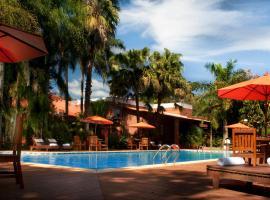 Orquideas Palace Hotel & Cabañas