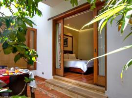 La Casa Del Arbol Hotel Boutique Villa de Leyva