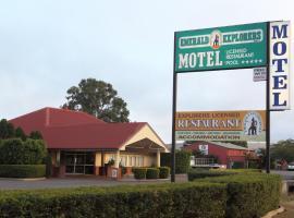 Emerald Explorers Inn, hotel in Emerald