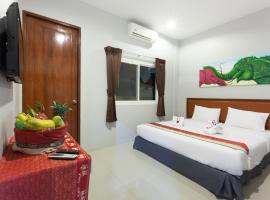 Freedom Hotel, hotel in Patong Beach