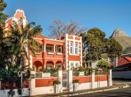 The Villa Rosa, luxury hotel in Cape Town