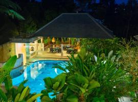 Kano Sari Ubud Villas, hotel with pools in Ubud