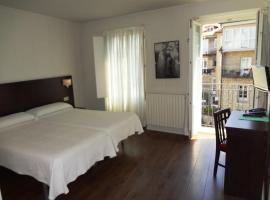 Hotel Irixo, hotel cerca de Manantiales de As Burgas, Ourense