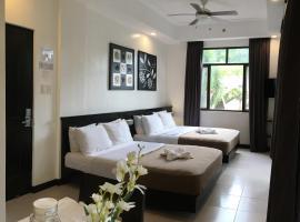 One Crescent Place Hotel, hôtel à Boracay