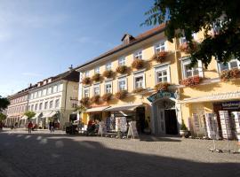 Hotel Post Murnau, hotel in Murnau am Staffelsee