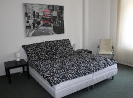 U Betty, family hotel in Ostrava