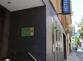 The 30 best hotels near Ciutat Esportiva Joan Gamper in Sant ...