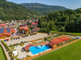 Hotel Meta Resort & Vine SPA – hotel w Szczyrku