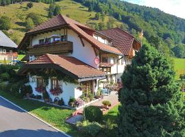 Complete wooden Apartment in Brandenberg with terrace